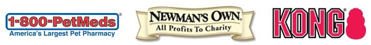 1-800-PetMeds - Newman's Own - Kong
