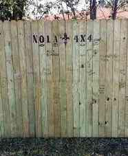 Villalobos Rescue Adopt-a-Fence